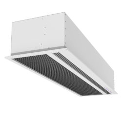 Airscreen - AS Type C air curtain designed for recessed applications.