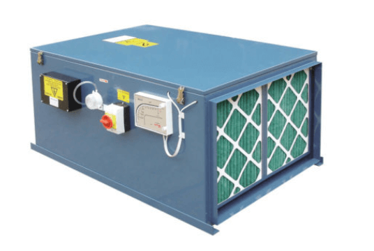 small air handling unit